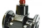 Abrasive Metering Valve - Metering Valve