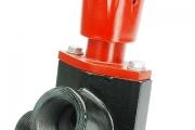 Abrasive Metering Valve - Abrasive Saver Valve